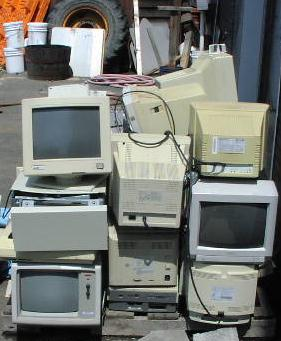picture of used PCs